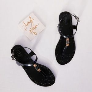 COACH PICCADILLY SANDALS